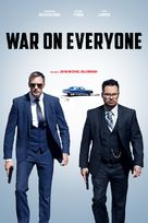 War on Everyone - Movie Cover (xs thumbnail)