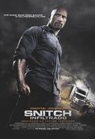 Snitch - Portuguese Movie Poster (xs thumbnail)