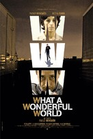 WWW: What a Wonderful World - French Movie Poster (xs thumbnail)