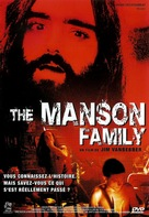 The Manson Family - French Movie Cover (xs thumbnail)