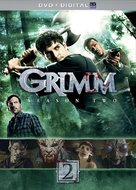 """Grimm"" - DVD movie cover (xs thumbnail)"