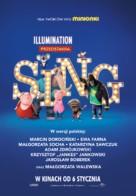 Sing - Polish Movie Poster (xs thumbnail)