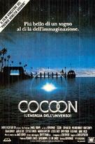 Cocoon - Italian Movie Poster (xs thumbnail)