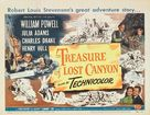 The Treasure of Lost Canyon - Movie Poster (xs thumbnail)