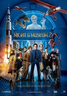 Night at the Museum: Battle of the Smithsonian - Greek Movie Poster (xs thumbnail)