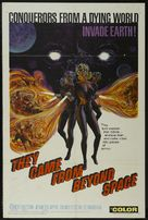 They Came from Beyond Space - Movie Poster (xs thumbnail)