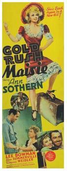 Gold Rush Maisie - Movie Poster (xs thumbnail)