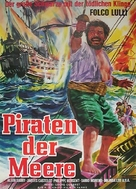 Marie des Isles - German Movie Poster (xs thumbnail)