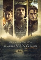 The Lost City of Z - Vietnamese Movie Poster (xs thumbnail)