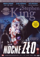 The Night Flier - Polish DVD cover (xs thumbnail)