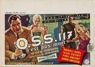 O.S.S. 117 n'est pas mort - Belgian Movie Poster (xs thumbnail)
