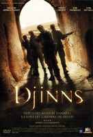 Djinns - French Movie Cover (xs thumbnail)