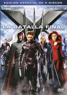 X-Men: The Last Stand - Mexican DVD cover (xs thumbnail)
