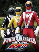 """Power Rangers R.P.M."" - Movie Poster (xs thumbnail)"