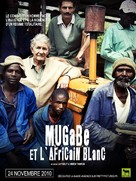 Mugabe and the White African - French Movie Poster (xs thumbnail)