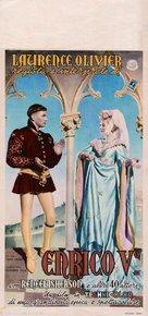 Henry V - Italian Movie Poster (xs thumbnail)