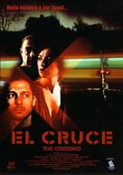 Andreaskorset - Spanish poster (xs thumbnail)