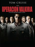 Valkyrie - Colombian Movie Cover (xs thumbnail)
