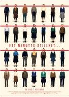 Das schweigende Klassenzimmer - Norwegian Movie Poster (xs thumbnail)