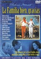 Familia, bien, gracias, La - Spanish Movie Cover (xs thumbnail)