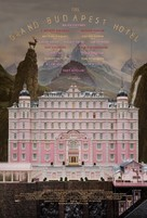 The Grand Budapest Hotel - Movie Poster (xs thumbnail)