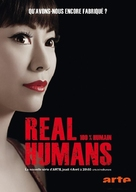 """Äkta människor"" - French Movie Poster (xs thumbnail)"