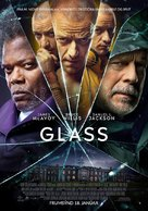 Glass - Icelandic Movie Poster (xs thumbnail)