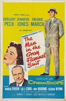 The Man in the Gray Flannel Suit - Movie Poster (xs thumbnail)