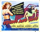 Young and Wild - Movie Poster (xs thumbnail)