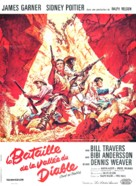 Duel at Diablo - French Movie Poster (xs thumbnail)
