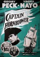 Captain Horatio Hornblower R.N. - Swedish Movie Poster (xs thumbnail)