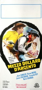 Son of a Gunfighter - Italian Movie Poster (xs thumbnail)