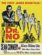 Dr. No - Movie Poster (xs thumbnail)