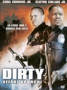 Dirty - Italian poster (xs thumbnail)