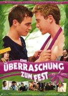 Make the Yuletide Gay - German Movie Poster (xs thumbnail)
