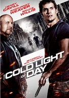 The Cold Light of Day - DVD movie cover (xs thumbnail)