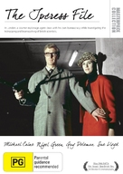 The Ipcress File - Australian DVD cover (xs thumbnail)