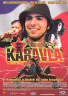 Karaula - Slovenian DVD cover (xs thumbnail)