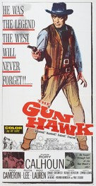 The Gun Hawk - Movie Poster (xs thumbnail)