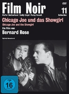 Chicago Joe and the Showgirl - German DVD movie cover (xs thumbnail)