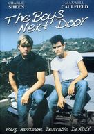 The Boys Next Door - DVD cover (xs thumbnail)