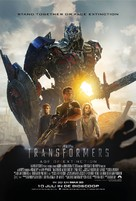 Transformers: Age of Extinction - Dutch Movie Poster (xs thumbnail)