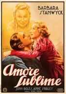 Stella Dallas - Italian Movie Poster (xs thumbnail)