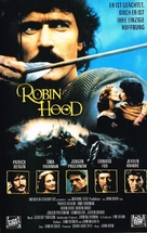 Robin Hood - German VHS cover (xs thumbnail)