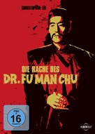 The Vengeance of Fu Manchu - German Movie Cover (xs thumbnail)