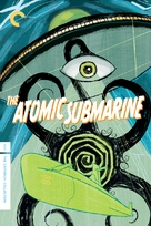 The Atomic Submarine - DVD cover (xs thumbnail)