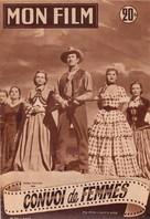 Westward the Women - French poster (xs thumbnail)