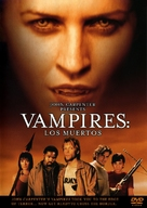 Vampires: Los Muertos - DVD movie cover (xs thumbnail)