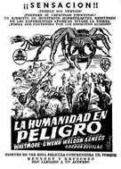 Them! - Spanish poster (xs thumbnail)