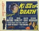 Kiss of Death - Movie Poster (xs thumbnail)